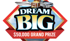 Buddig's Dream Big $50,000 Sweepstakes
