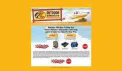 Hardee's 2014 Outdoor Adventure Instant Win Game and Sweepstakes