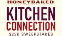 HoneyBaked's Kitchen Connections Sweepstakes