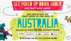 Kraft's Lunchables Get Mixed Up Instant-Win Sweepstakes