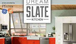 Pfister's Dream Slate Kitchen Sweepstakes