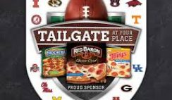 Schwan's Tailgate at Your Place Sweepstakes