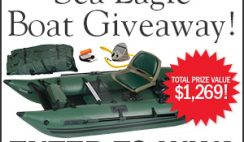 Grit's Sea Eagle Boat Giveaway Sweepstakes