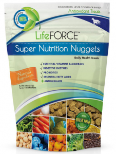 Free Dog & Cat LifeFORCE Super Nutrition Nuggets Sample