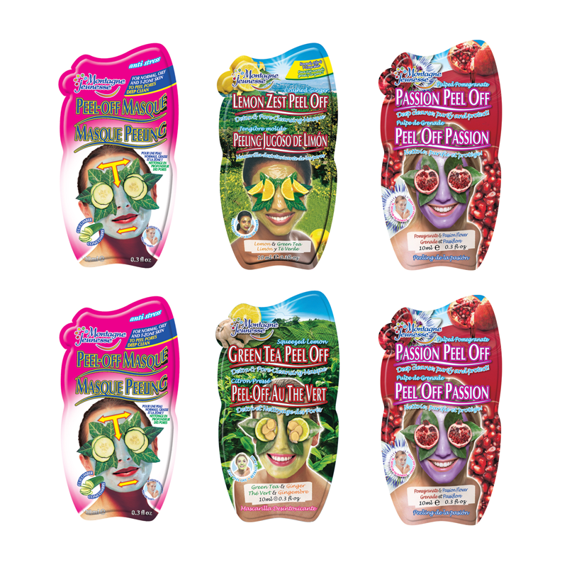 Free Montagne Jeunesse Cleansing Face Mask Sample