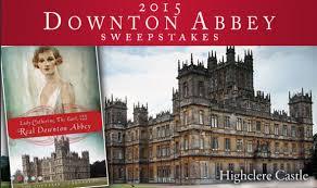 PBS' 2015 Downtown Abbey Sweepstakes
