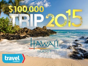 Travel Channel's The Trip Sweepstakes