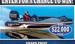Bass Pro Shops' Monster Fish Sweepstakes