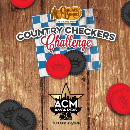 Country Checkers Challenge Sweepstakes