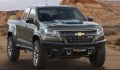 Dave Smith Motors' Chevy Colorado Giveaway Sweepstakes
