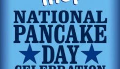 Free IHOP Pancakes on March 3