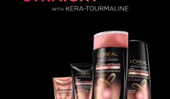 Free L'Oreal Ultimate Straight Sample