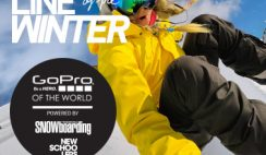Grind Media's GoPro of the World Line of the Winter Contest
