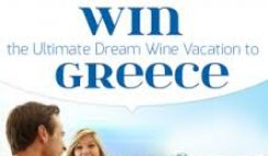 Porto Carras Wines' Ultimate Dream Wine Vacation to Greece Giveaway