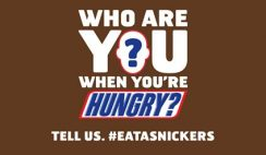 Snickers' Who Are You? Contest