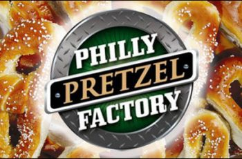 Free Pretzel from Philly Pretzel Factory
