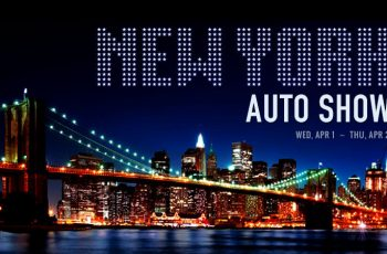 Free Stuff from New York Auto Show 2015