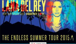 Live Nation's Lana Del Ray Flyaway Sweepstakes