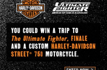 Fox Sports' Ultimate Fighter Ultimate Sweepstakes
