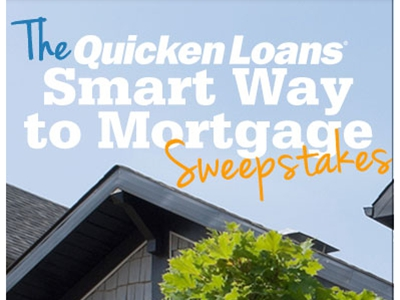 HGTV's Quicken Loans Smart Way to Mortgage Sweepstakes