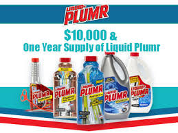 Liquid-Plumr's Grand Finale Sweepstakes