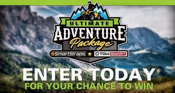 Winston Products' Ultimate Adventure Package Sweepstakes