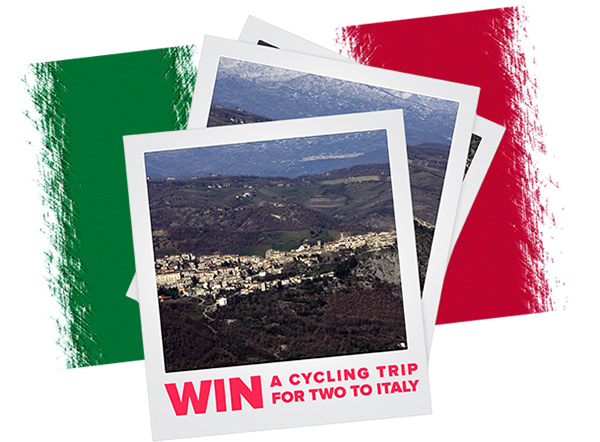 Colavita's Cycling Trip to Italy for Two Sweepstakes