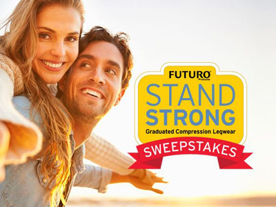 FUTURO Brand's Stand Strong Sweepstakes