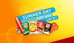 Lay's Summer Days Sweepstakes