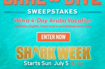 Southwest Airlines' Dare to Dive Sweepstakes
