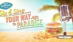 Tradewinds Tea's Sip & Sing Your Way to Paradise Contest