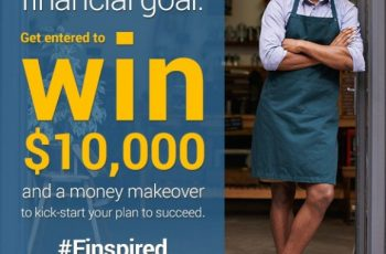 Bankrate's #Finspired Money Makeover Contest