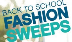 Belk's Back to School Fashion Sweepstakes
