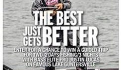 Berkley Fishing's The Best Just Gets Better Berkley Trilene Sweepstakes