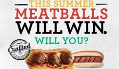 Cooked Perfect's Meatballs Vs. Hot Dogs Sweepstakes