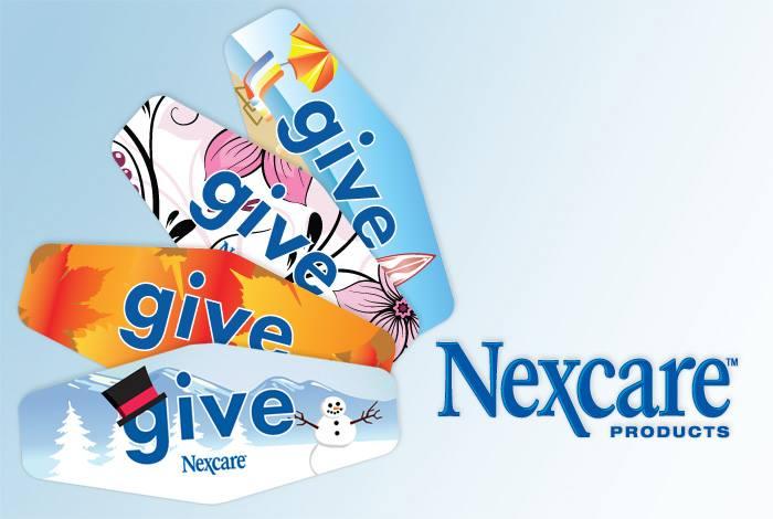 Free Nexcare Bandage Sample