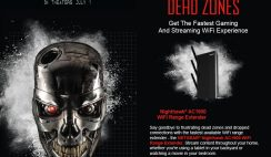 Netgear's Terminate Your Dead Zones Sweepstakes