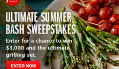 Food Network's Ultimate Summer Bash Sweepstakes