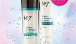 Free No7 Protect & Perfect Intense Advanced Serum Sample