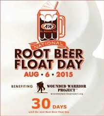 Free Root Beer Float from A&W Restaurants