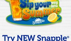 Free Snapple Lady Liber Tea Coupon