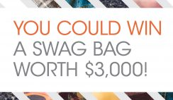 GGP's Ultimate Swag Bag Giveaway Sweepstakes