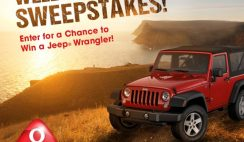 O-Cedar's Plays Well With Dirt Sweepstakes