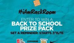 Rack Room Shoes' #IAmRackRoom Sweepstakes