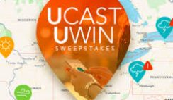 AccuWeather's Ucast Uwin Sweepstakes