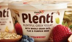 Free Yoplait Plenti Yogurt Product Coupon
