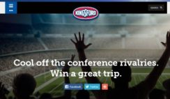 Kingsford's Conference Diplomacy Sweepstakes