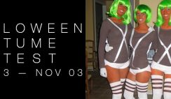 American Apparel's Halloween Contest