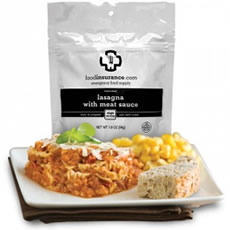 Free Daily Bread Emergency Meal Sample
