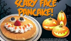 Free IHOP Pancake on Oct. 30